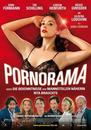 Pornorama oder Die Bekenntnisse der mannstollen Näherin Rita Brauchts Poster