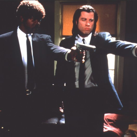Pulp Fiction (BluRay-Trailer) Poster