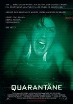 Quarantäne Poster