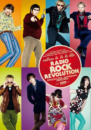 Radio Rock Revolution Poster