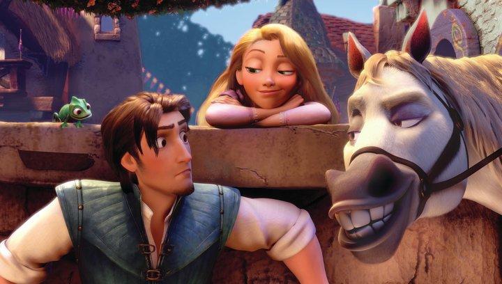 Rapunzel - Neu verföhnt - Trailer Poster