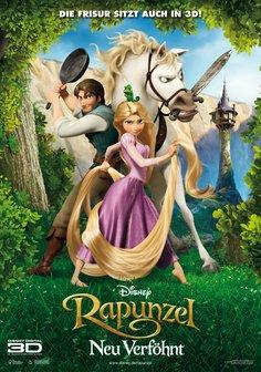 Rapunzel - Neu verföhnt Poster