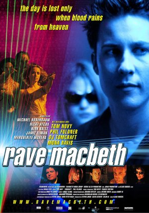 Rave Macbeth Poster