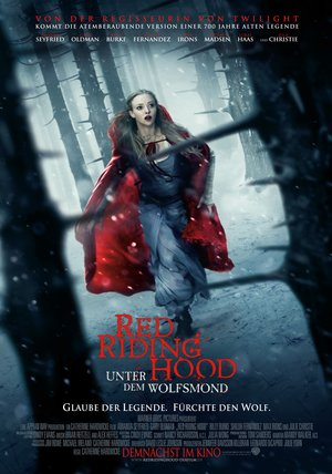 Red Riding Hood - Unter dem Wolfsmond Poster