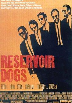 Reservoir Dogs - Wilde Hunde Poster