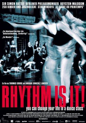 Rhythm Is It! Poster