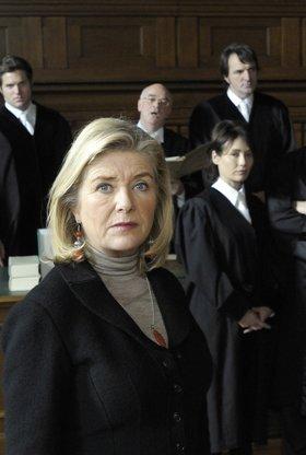 Richterin ohne Robe