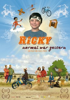 Ricky - Normal war gestern Poster