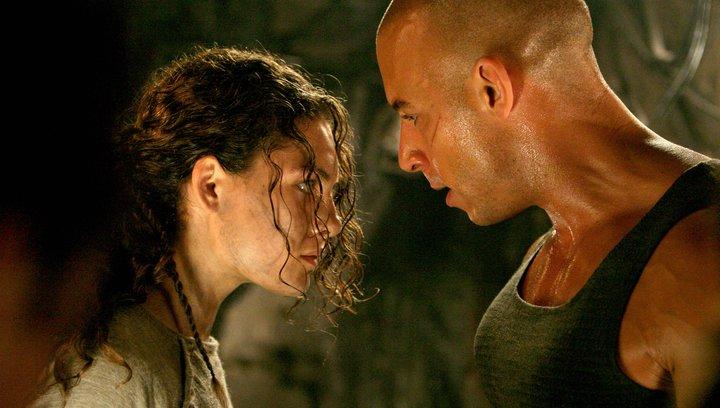 Riddick - Chroniken eines Kriegers - Trailer Poster