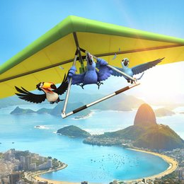 Rio - Trailer Poster