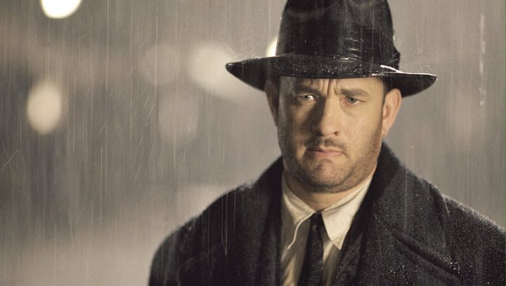 Road to Perdition - Trailer Poster