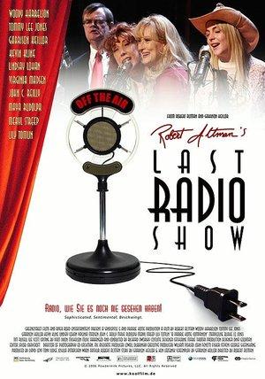 Robert Altman's Last Radio Show Poster