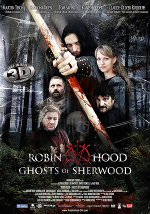 Robin Hood - Ghosts of Sherwood Poster