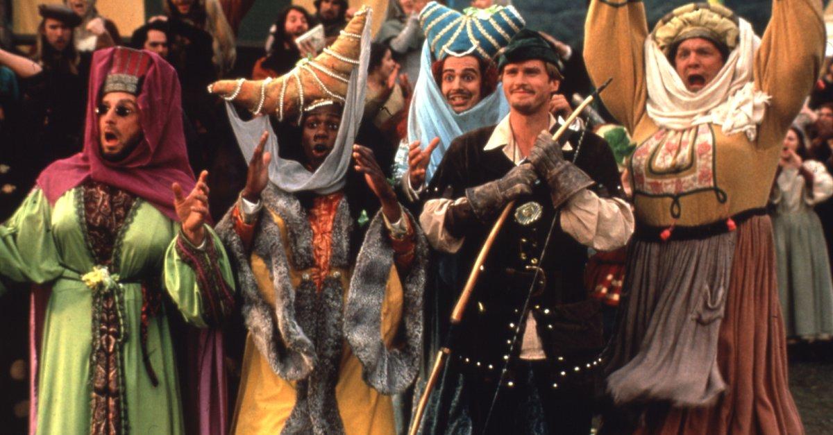 Robin Hood Helden In Strumpfhosen Stream