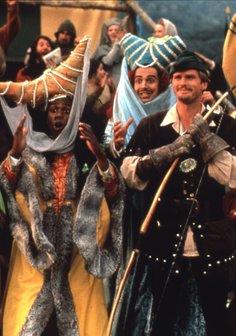Robin Hood - Helden in Strumpfhosen Poster