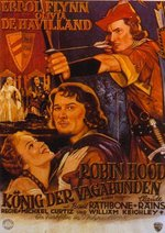 Robin Hood, König der Vagabunden Poster