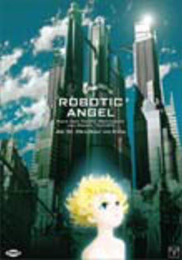 Robotic Angel Poster