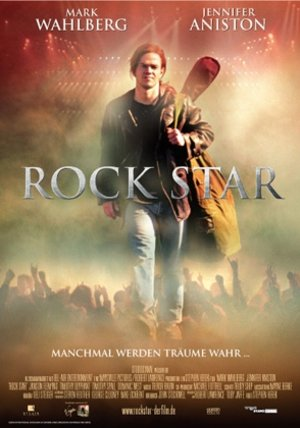 Rock Star Poster