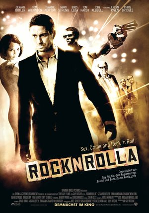 Rock'N'Rolla Poster