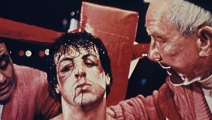 Rocky - OV-Trailer Poster