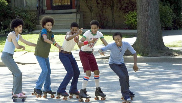 Roll Bounce - Trailer Poster