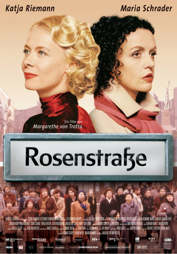 Rosenstraße Poster