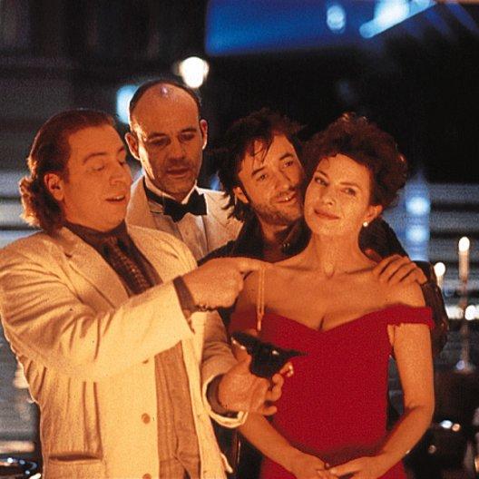 Rossini - oder die mörderische Frage, wer mit wem schlief - Trailer Poster