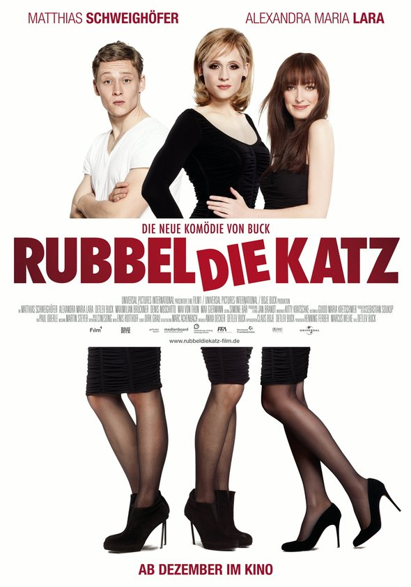 Rubbeldiekatz Poster