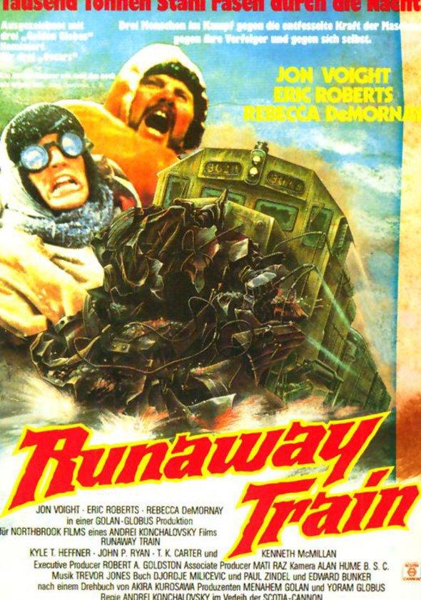 Runaway Train - Express in die Hölle Poster