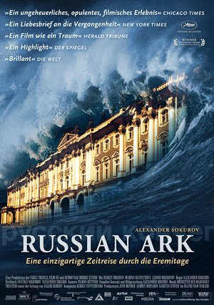 Russian Ark Poster