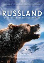 Russland - Im Reich der Tiger, Bären und Vulkane Poster
