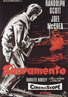 Sacramento Poster