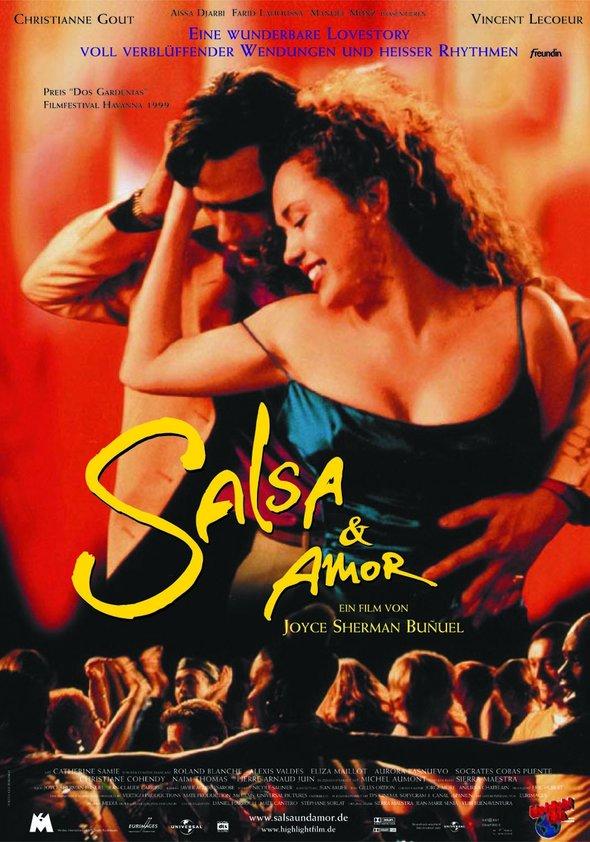 Salsa und Amor Poster