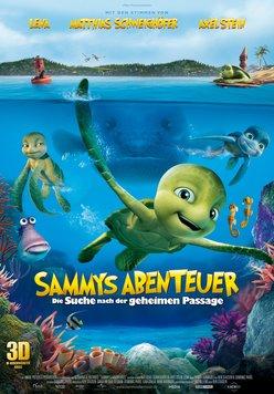 Sammys Abenteuer - Die Suche nach der geheimen Passage Poster