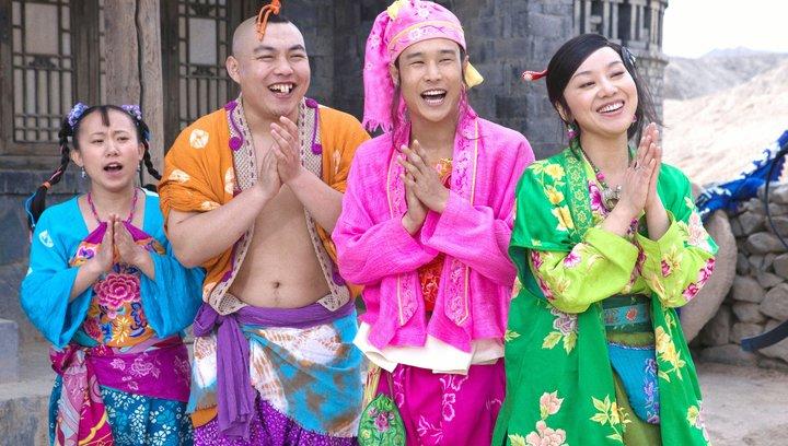 San qiang pai an jing qi - Trailer Poster