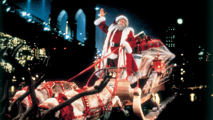 Santa Claus - OV-Trailer Poster