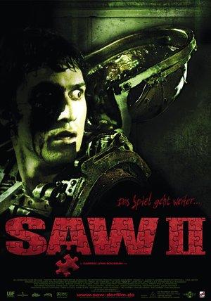 Saw II Poster