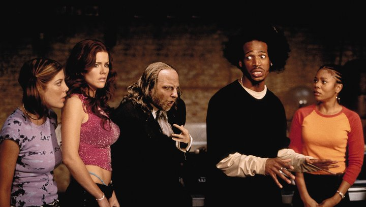 Scary Movie 2 - Trailer Poster