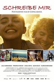 Schreibe mir - Postkarten nach Copacabana