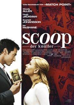 Scoop - Der Knüller Poster