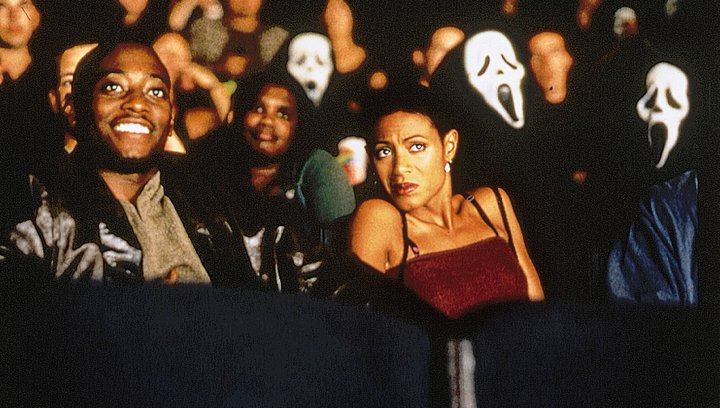 Scream 2 - Trailer Poster