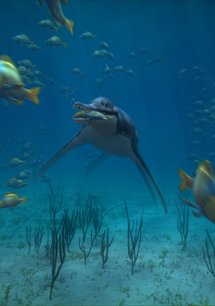 Sea Monsters 3D - Urgiganten der Meere
