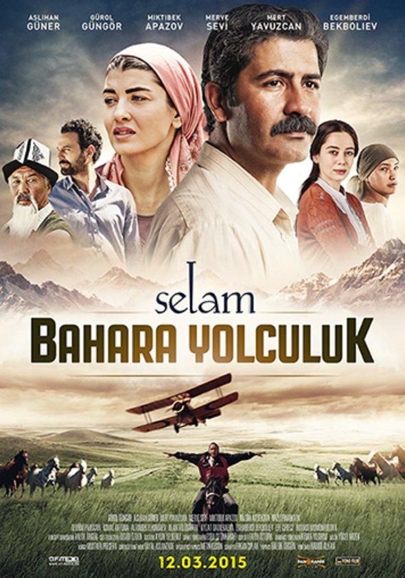 Selam Bahara Yolculuk Poster