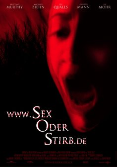 Sex oder stirb Poster