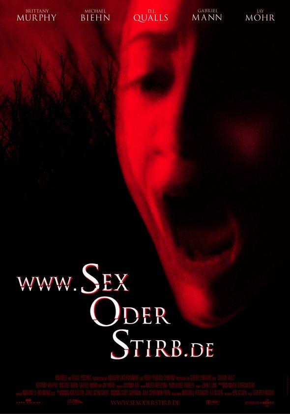 Sex oder stirb Poster
