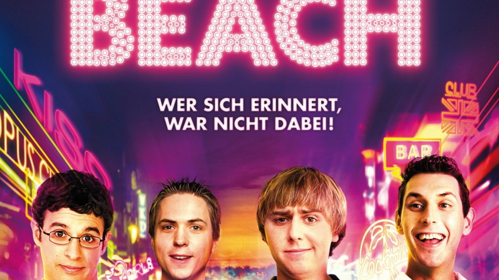 Sex on the Beach Poster