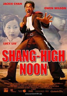 Shang-High Noon Poster
