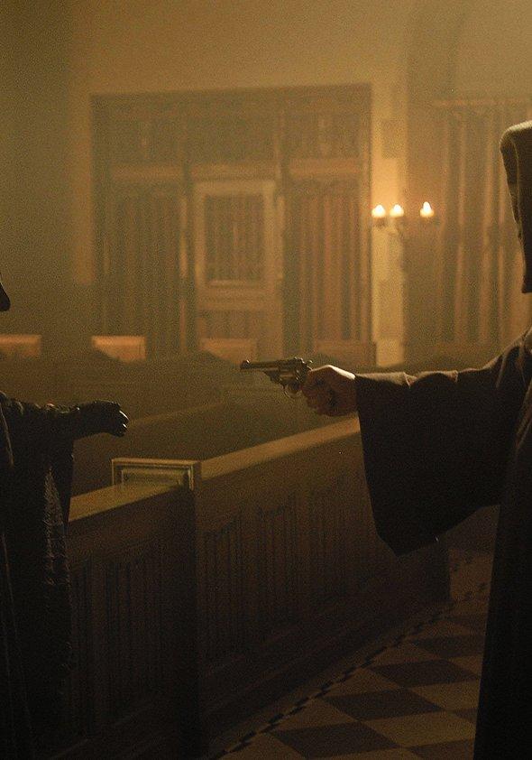 Sherlock Holmes: Der Vampir von Whitechapel Poster