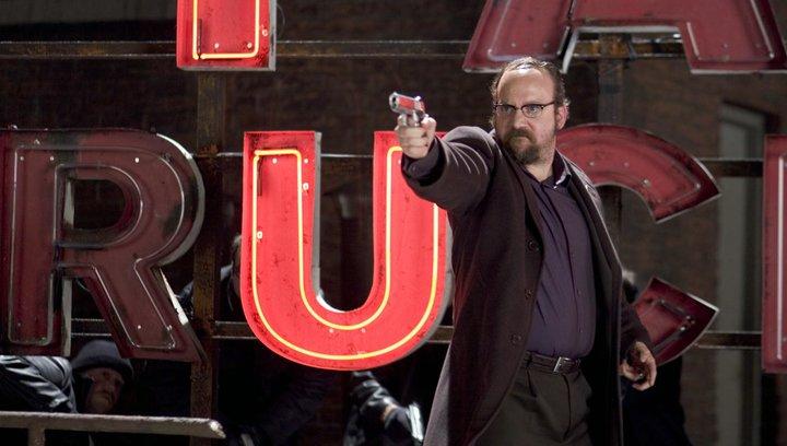 Shoot 'Em Up - Trailer Poster