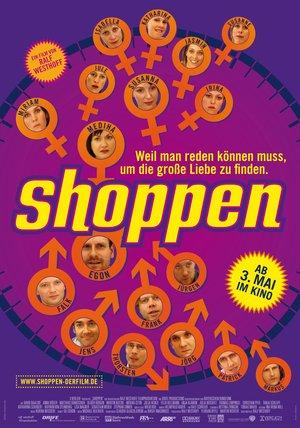 Shoppen Poster